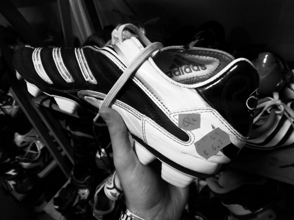 Football Boot from Russian Market