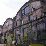 Põhjala Tehas: abandoned rubber factory in Kopli