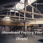 Kopli Tour {Abandoned Factory and Soviet stories}