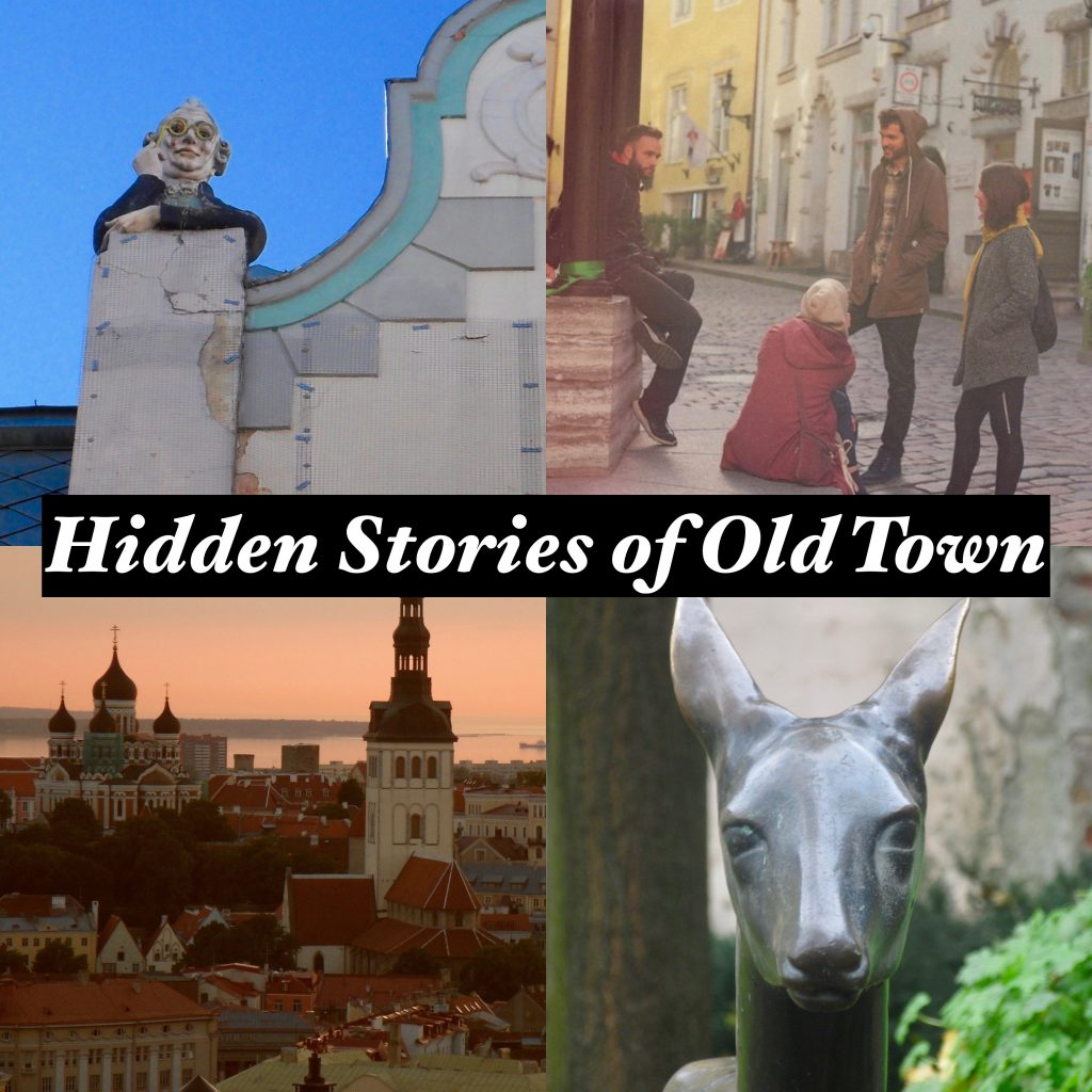 Hidden Tallinn Tours {Stories, Secrets & Urbex}